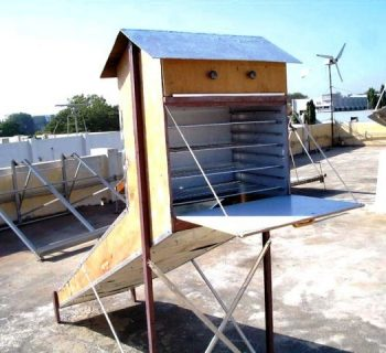 Pakistani Scientist Invent Solar Powered dryer