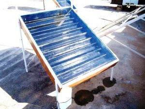 Pakistani Scientist Invent Solar Powered water distiller