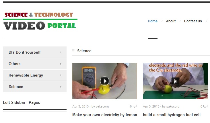 PAKSC Launches Beta Version of Science Video Portal Online