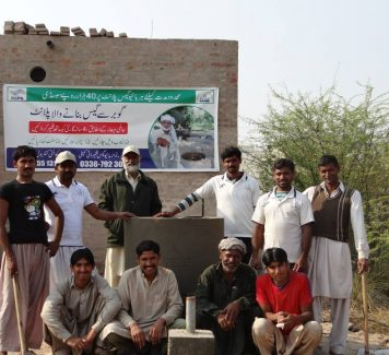 Biogas Construction Company Establish by Nawaz Shad