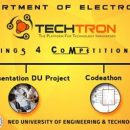 Techno-Management Fest, TECH TRON'14